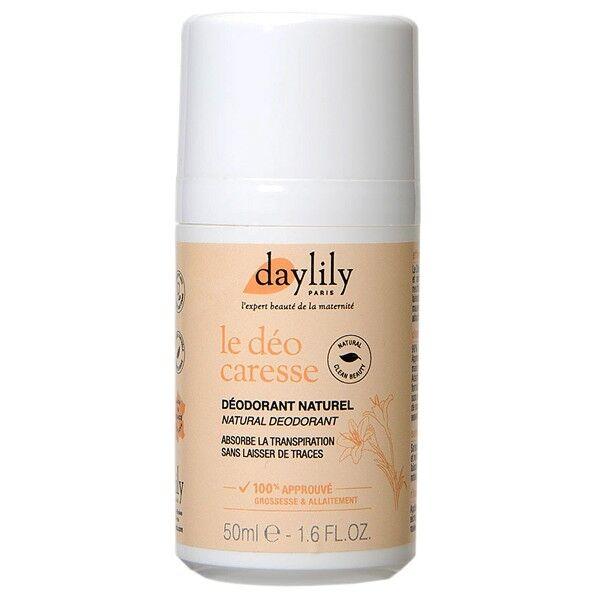 Daylily Paris Déodorant Naturel Caresse 50 ml - Grossesse et Allaitement