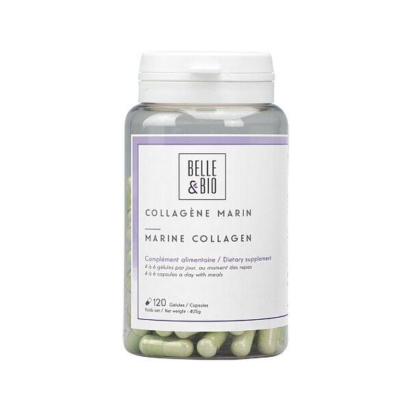 Belle et Bio Collagène Marin 120 gélules - Action anti-âge