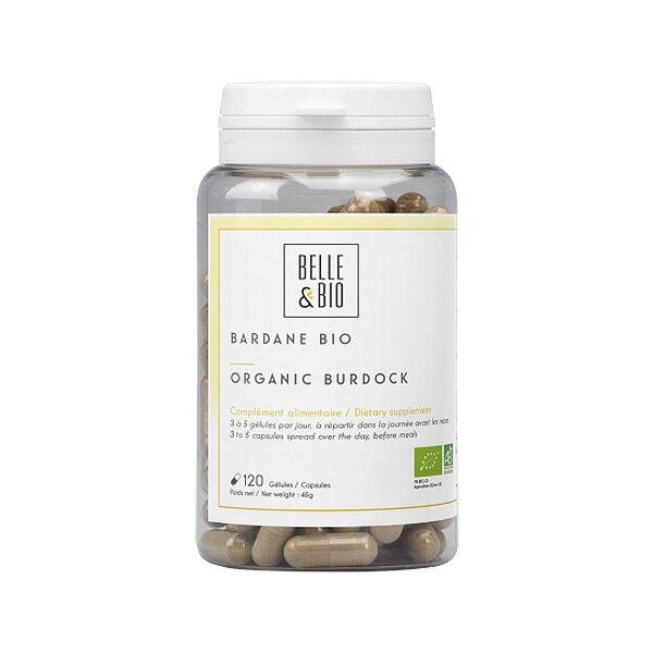 Belle et Bio Bardane Bio 120 gélules - Boutons et imperfections