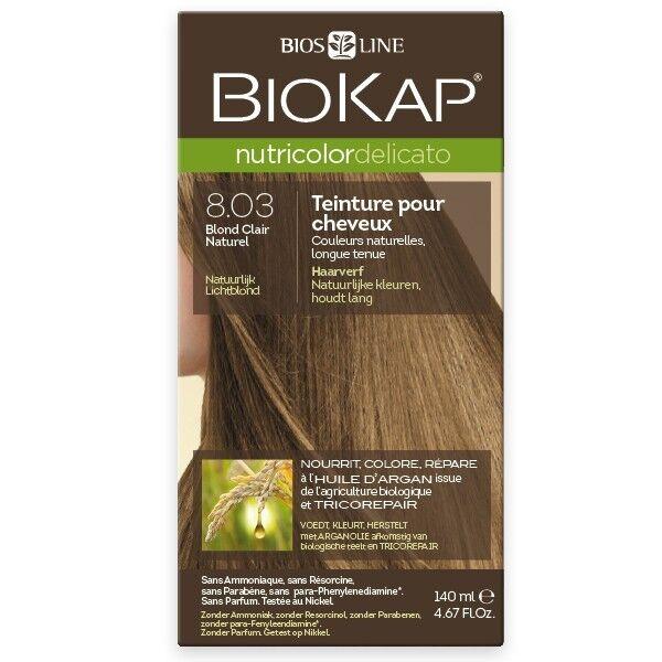 Biokap Coloration 8.03 Blond Cla...