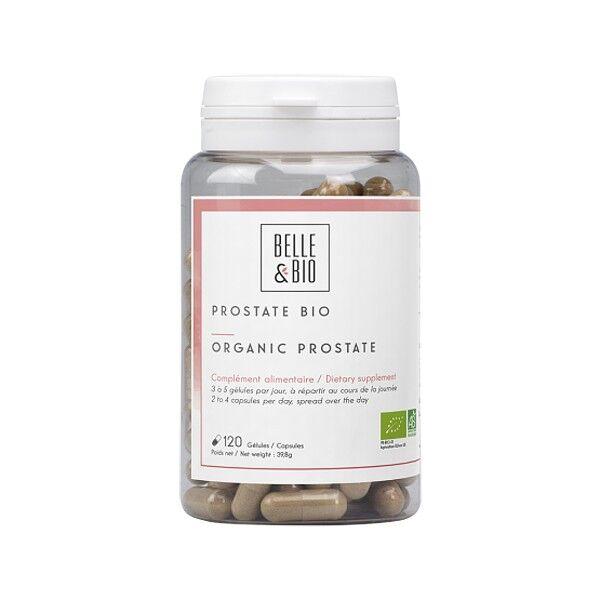 Belle et Bio Prostate Bio 120 Gélules - Confort et Bien-être