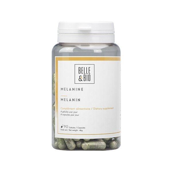 Belle et Bio Mélanine 90 gélules - Bronzage intense