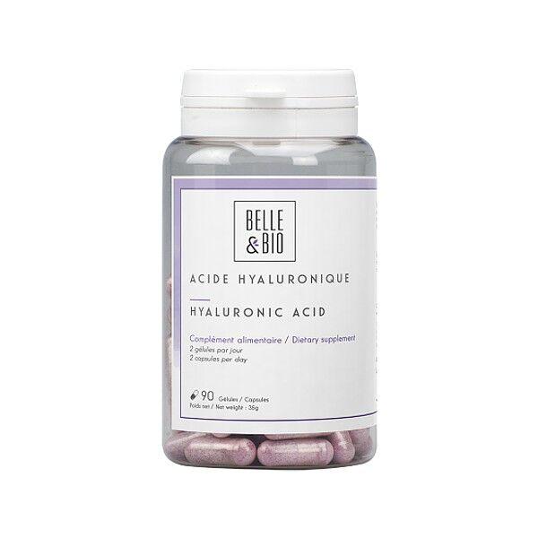 Belle et Bio Acide Hyaluronique 90 gélules - Anti-âge