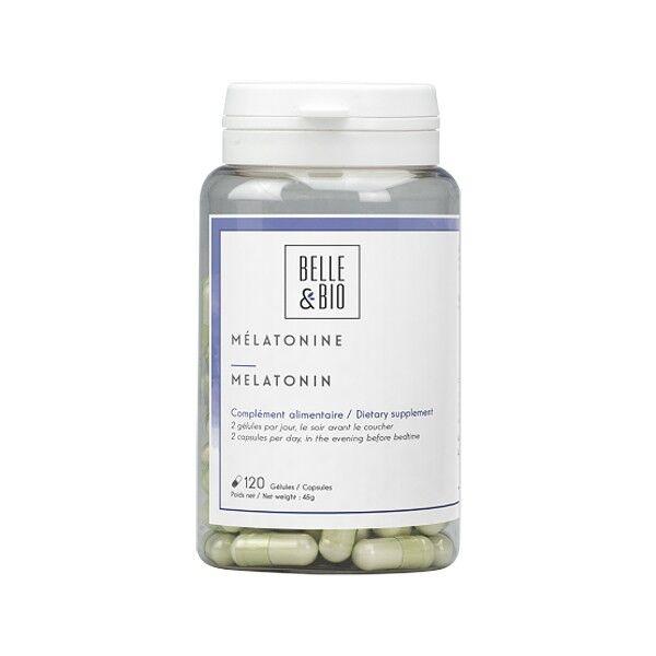 Belle et Bio Mélatonine 120 gélules - Sommeil