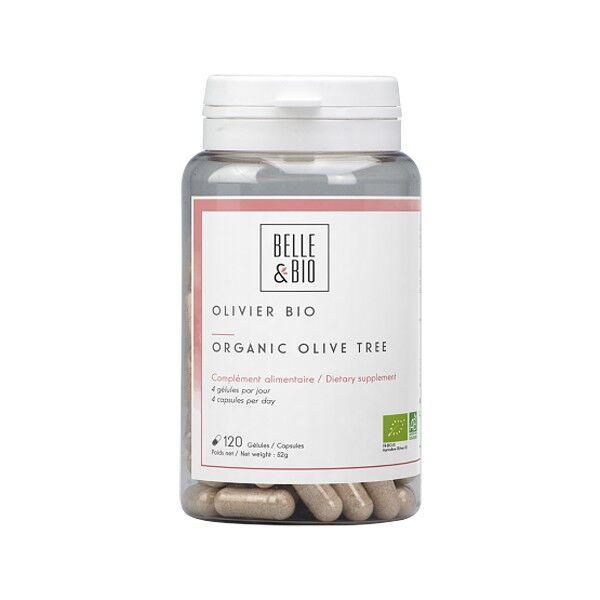 Belle et Bio Olivier Bio 120 Gélules - Bien-être cardiovasculaire