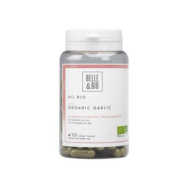 Belle et Bio Ail Bio (Allium) 120 gélules - Bien-être cardiovasculaire