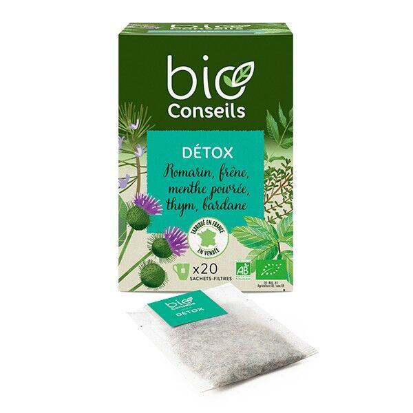 Nature & Santé Infusion Bio Détox 20 sachets