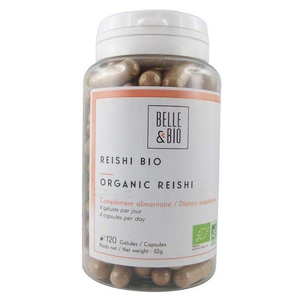 Belle et Bio Reishi Bio 120Gélules – Défenses naturelles
