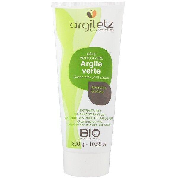 Argiletz Pâte articulaire à l'Argile Verte 300g - Apaisante