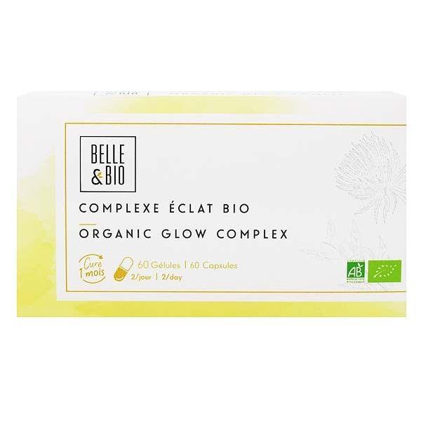 Belle et Bio Complexe de plantes Bio60 Gélules - Peau éclatante