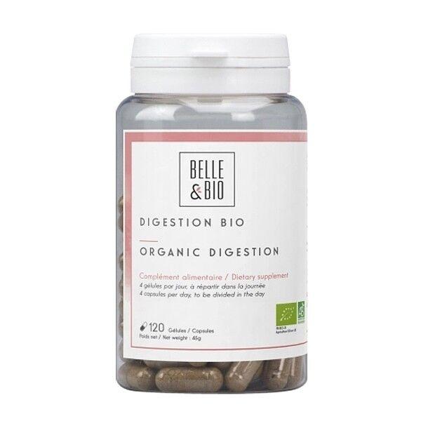 Belle et Bio Digestion Bio 120 gélules - Confort digestif