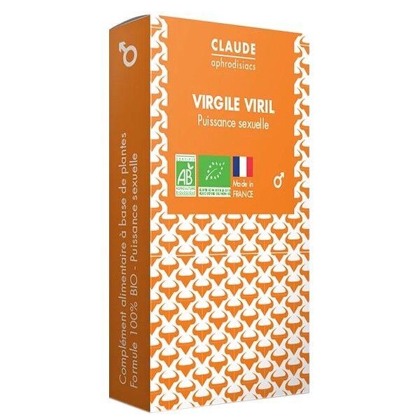 Claude Paris / Dlab Nutri Virgile Viril - Provocateur d'Érection