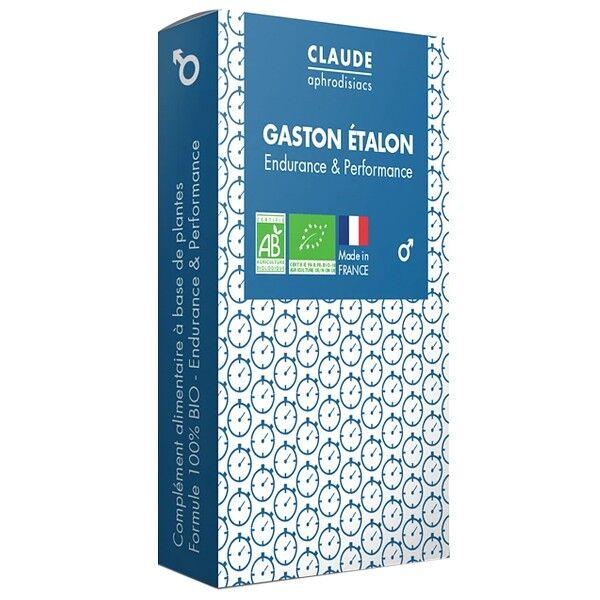 Claude Paris / Dlab Nutri Gaston Étalon Bio - Endurance et Performance