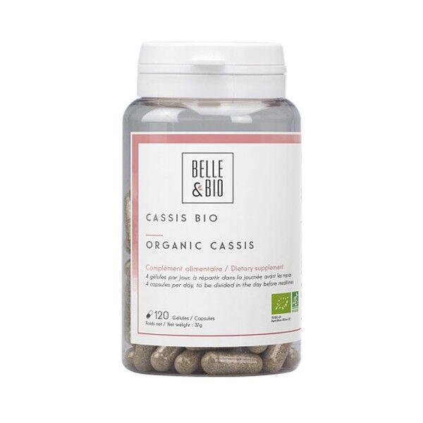 Belle et Bio Cassis Bio 120 gélules (Ribes nigrum L.)