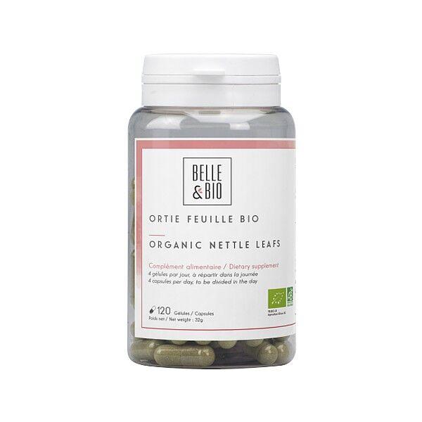 Belle et Bio Ortie Feuille Bio 120 gélules - Apaisante