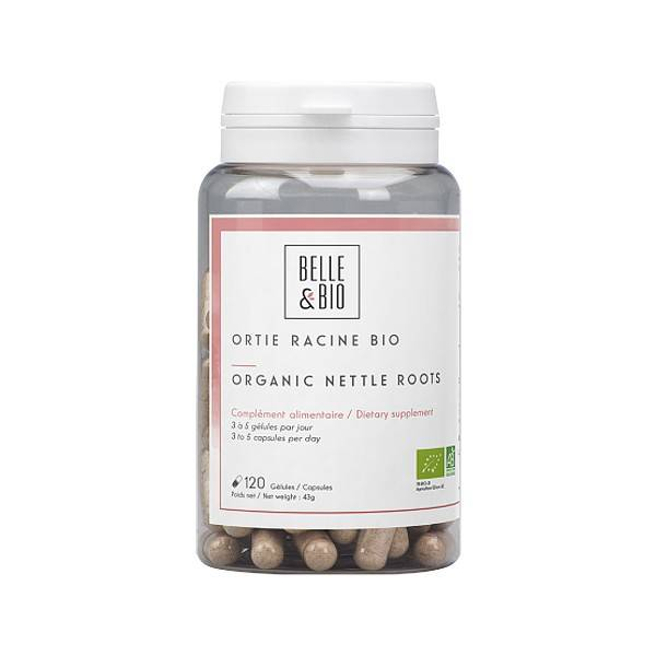 Belle et Bio Ortie Racine 120 gélules - Ami de la prostate