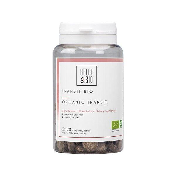 Belle et Bio Transit Bio 120 comprimés - Bien-être intestinal