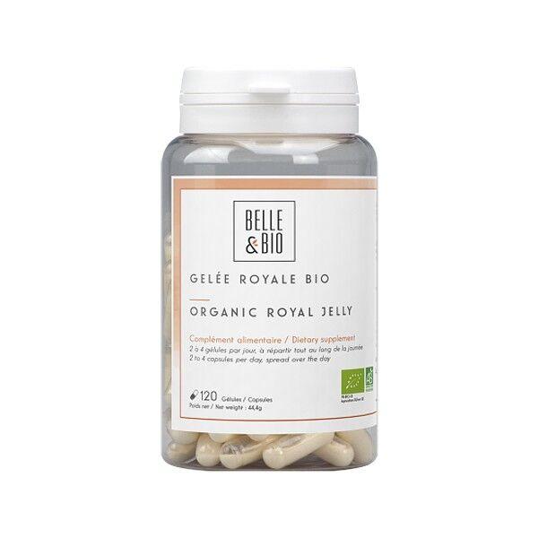 Belle et Bio Gelée royale Bio 120 Gélules