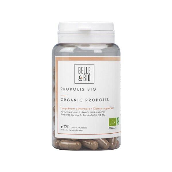 Belle et Bio Propolis Bio 120 Gélules - Contre les agressions hivernales