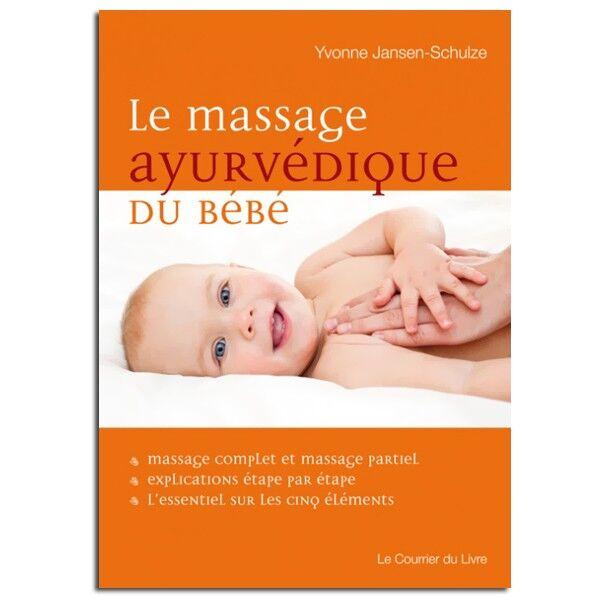 Guy Trédaniel Éditeur Le massage ayurvédique du bébé - Yvonne JANSEN-SCHULZE