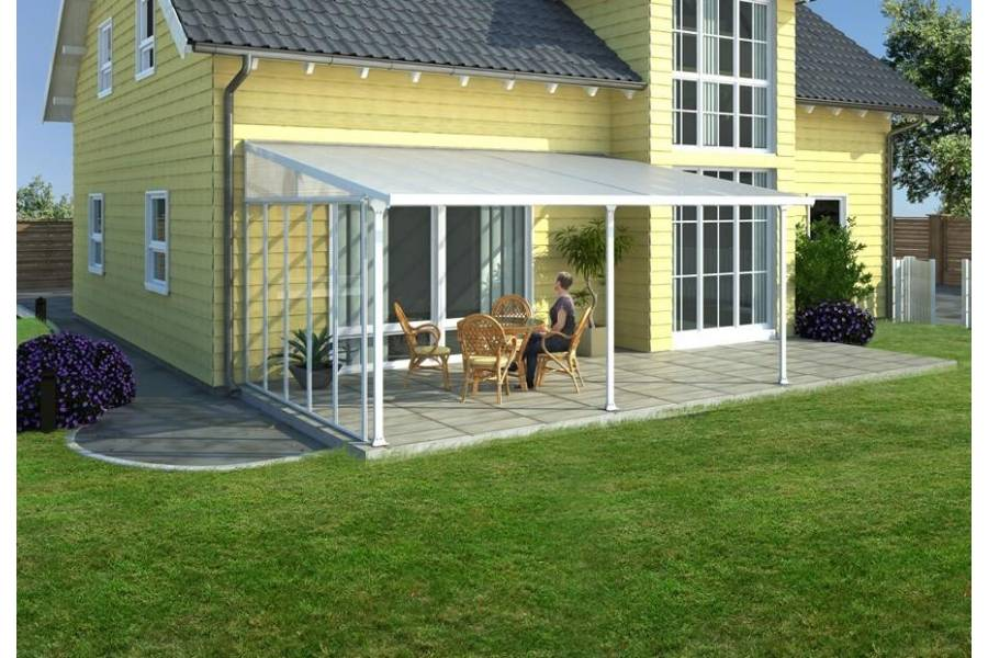 Chalet et Jardin Panneau latéral toits-terrasse