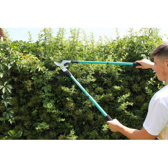 Jardin et Saisons Coupe branche télescopique à crémaillère