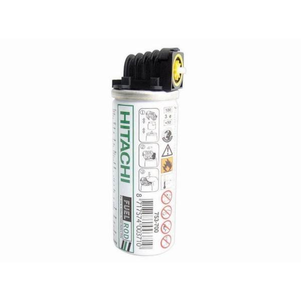 Hitachi Cartouche de gaz 18g 30ml compatible hitachi pour cloueur autonome