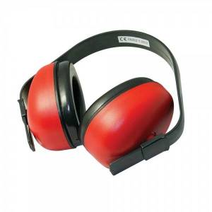 Silverline Casque anti-bruit SNR 27 dB Silverline 633815 - Publicité