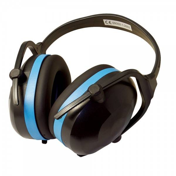 Silverline Casque anti-bruit pliable SNR 30 dB Silverline 633816