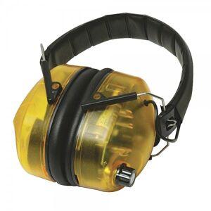 Silverline Casque anti-bruit électronique SNR 30 dB Silverline 659862 - Publicité