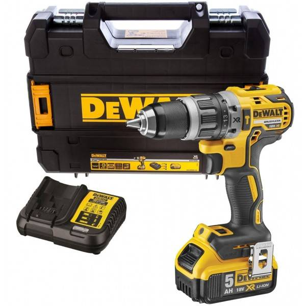 DEWALT DCD796 perceuse visseuse à percussion 18v XR 5Ah