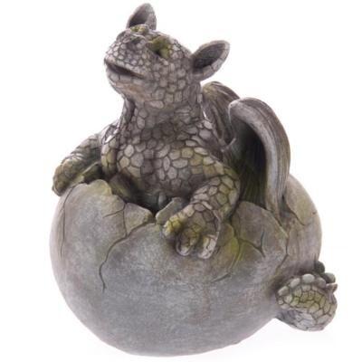 Echoppe de Gaïa Dragon de Jardin - Naissance - Modèle C