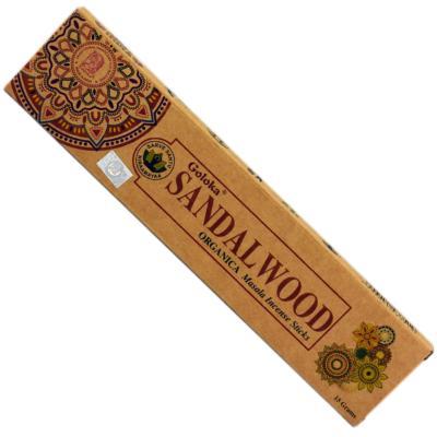 Goloka Encens Goloka - Organica - Sandalwood