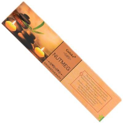 Goloka Encens Goloka - Aromatherapy - Nutmeg Noix de Muscade