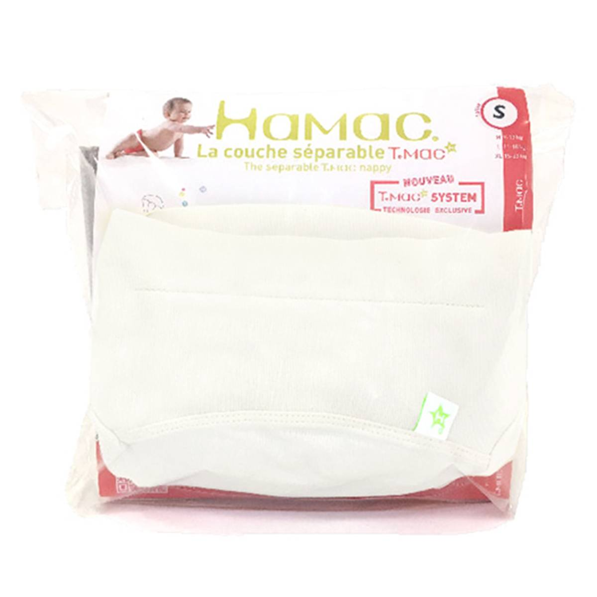 Hamac Kit d'Essai T.MAC Chocolat Blanc - Taille S
