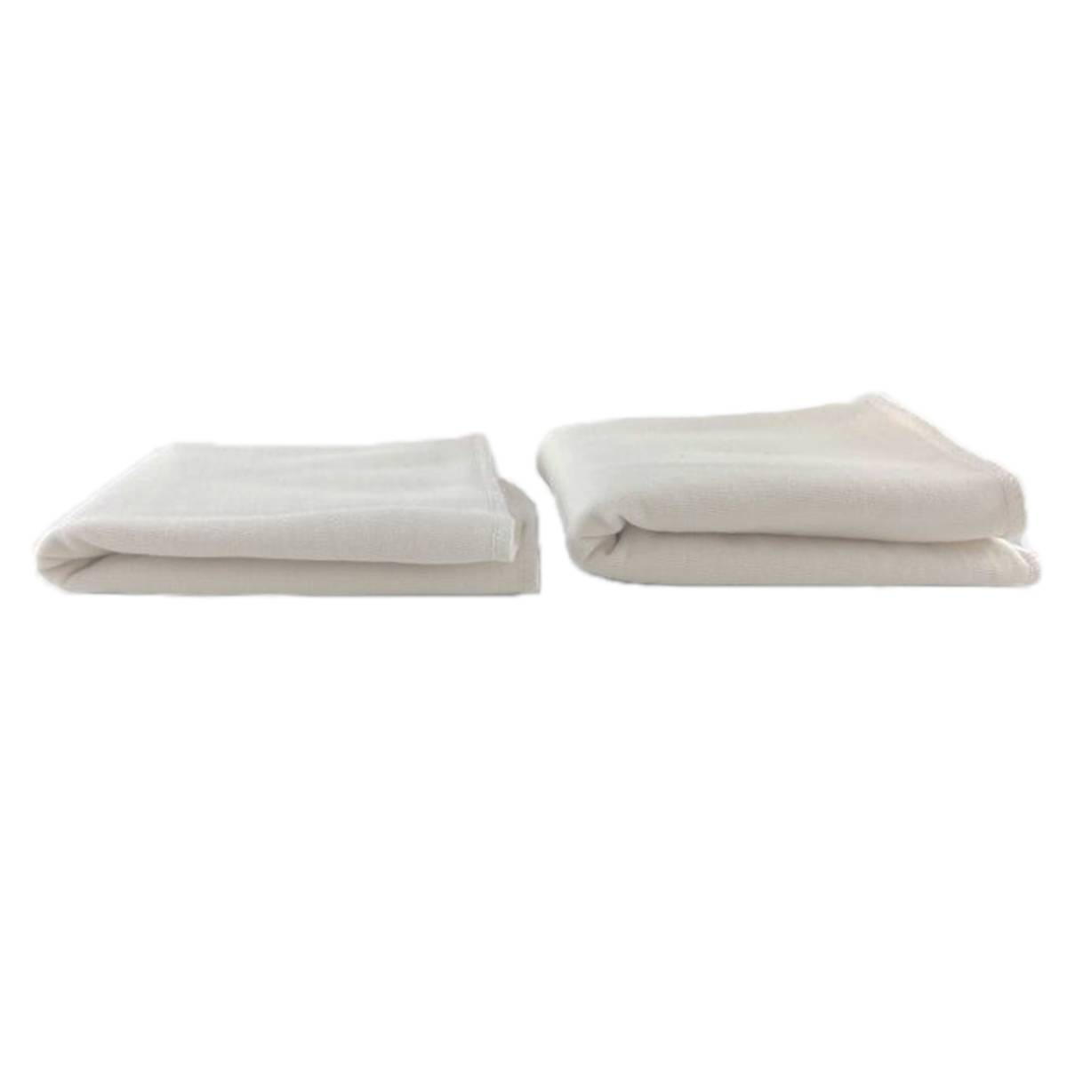 Hamac Lot de 2 Absorbants Lavables en Coton Bio - Taille 1