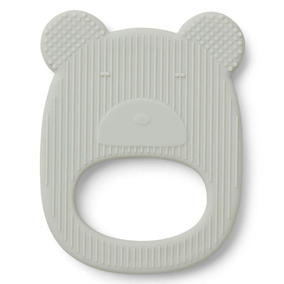 Liewood Anneau de Dentition Gemma Mr. Bear - Dusty Mint
