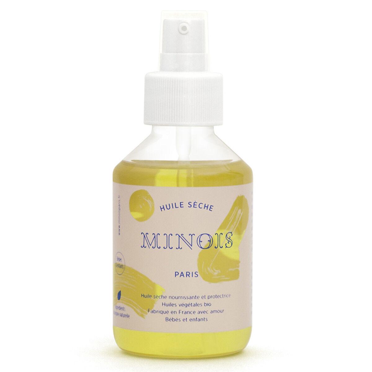 Minois Paris Huile Sèche Nourrissante et Protectrice - 150 ml