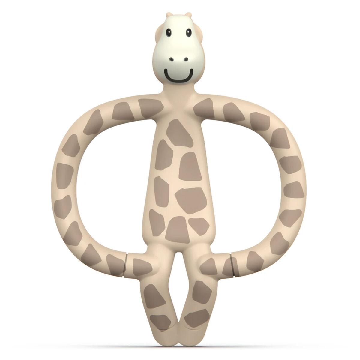 Matchstick Monkey Anneau de Dentition Girafe
