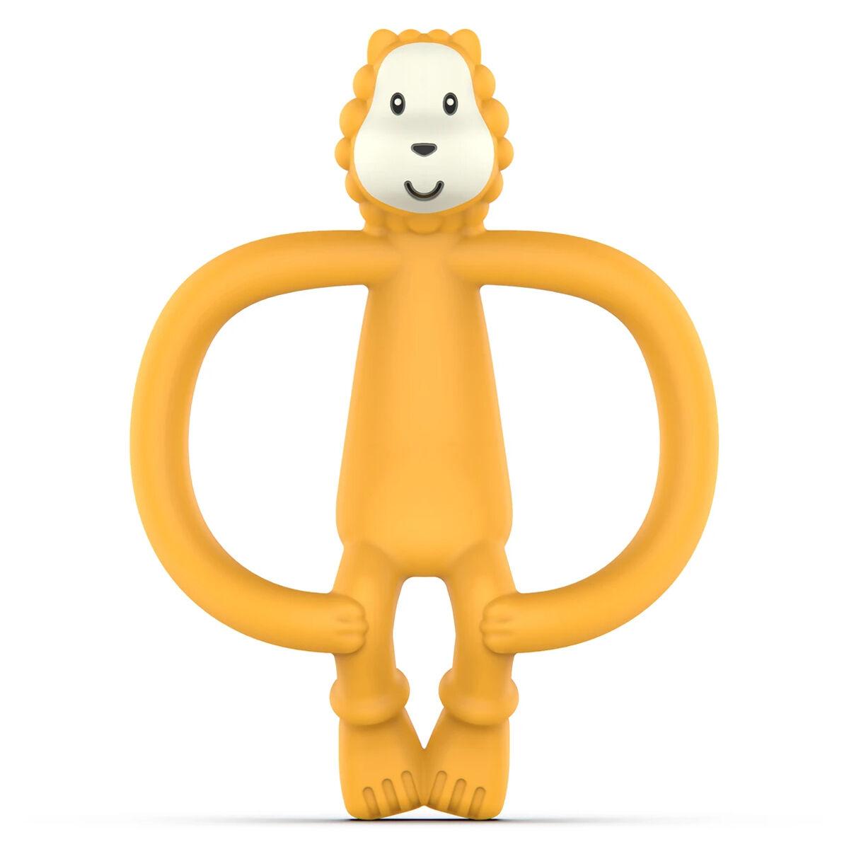 Matchstick Monkey Anneau de Dentition Lion