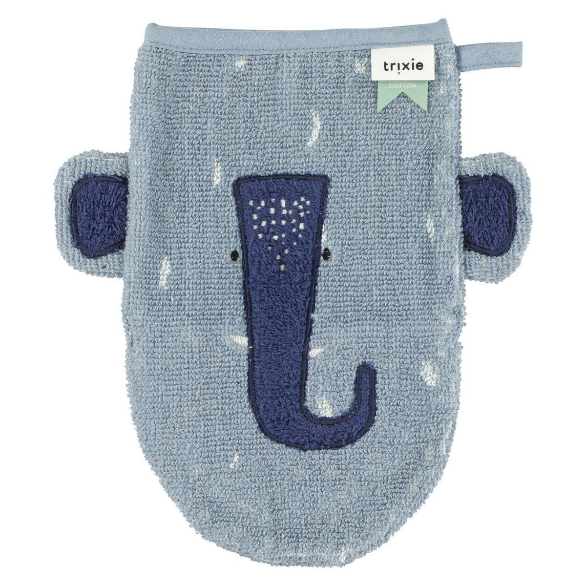 Trixie Baby Gant de Toilette - Mrs. Elephant