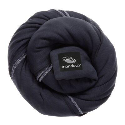Achetez Echarpe de Portage Sling - Noir (MASL60) de la marque Manduca avec L'Armoire de Bébé, la boutique puériculture des futures mamans branchées et leurs bébés tendances.