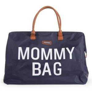 Childhome Mommy Bag Large - Marine - Publicité