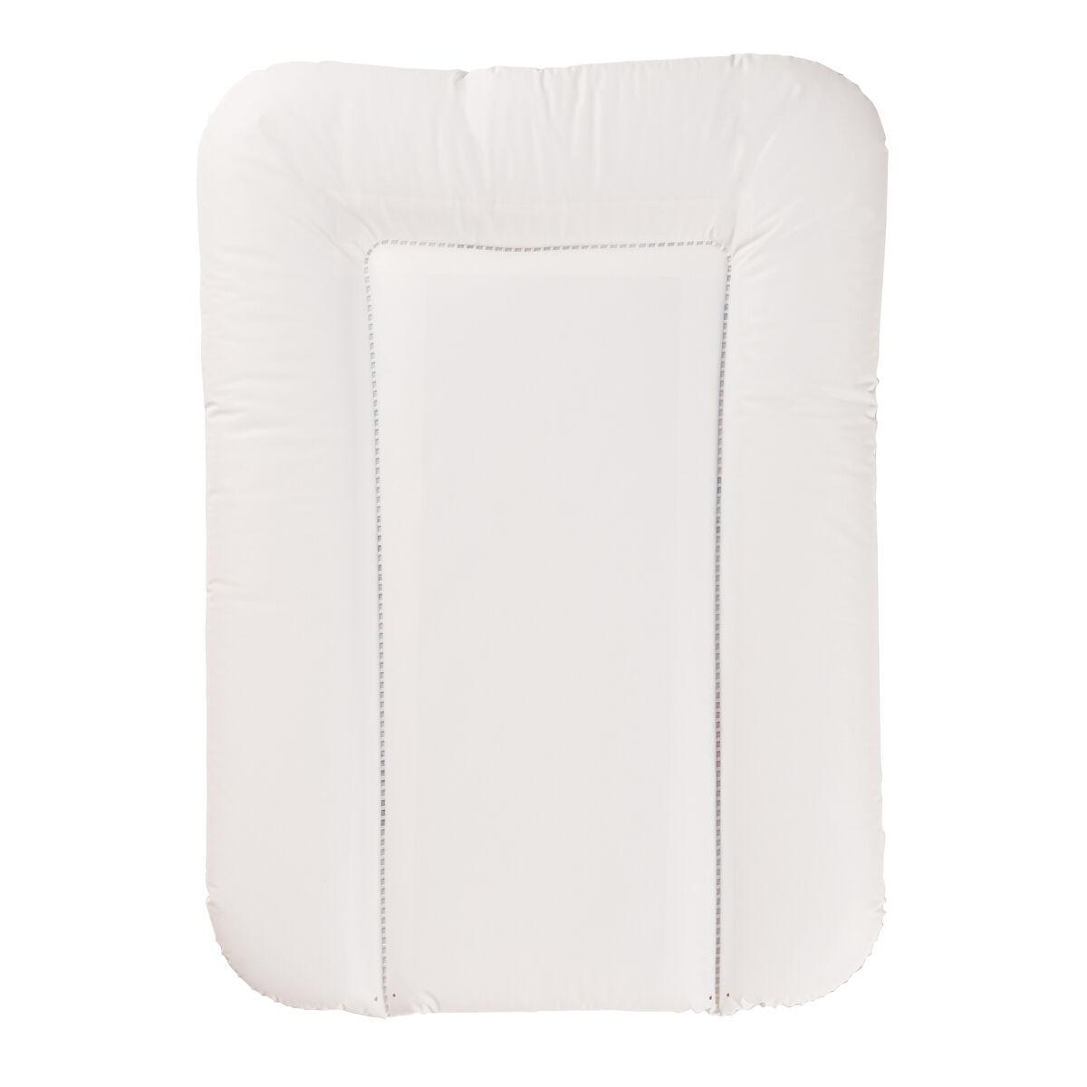 Geuther Matelas à Langer Souple - 55 x 75 cm - Blanc