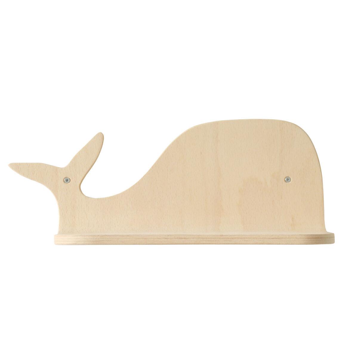 Mum&Dad Factory Étagère Baleine
