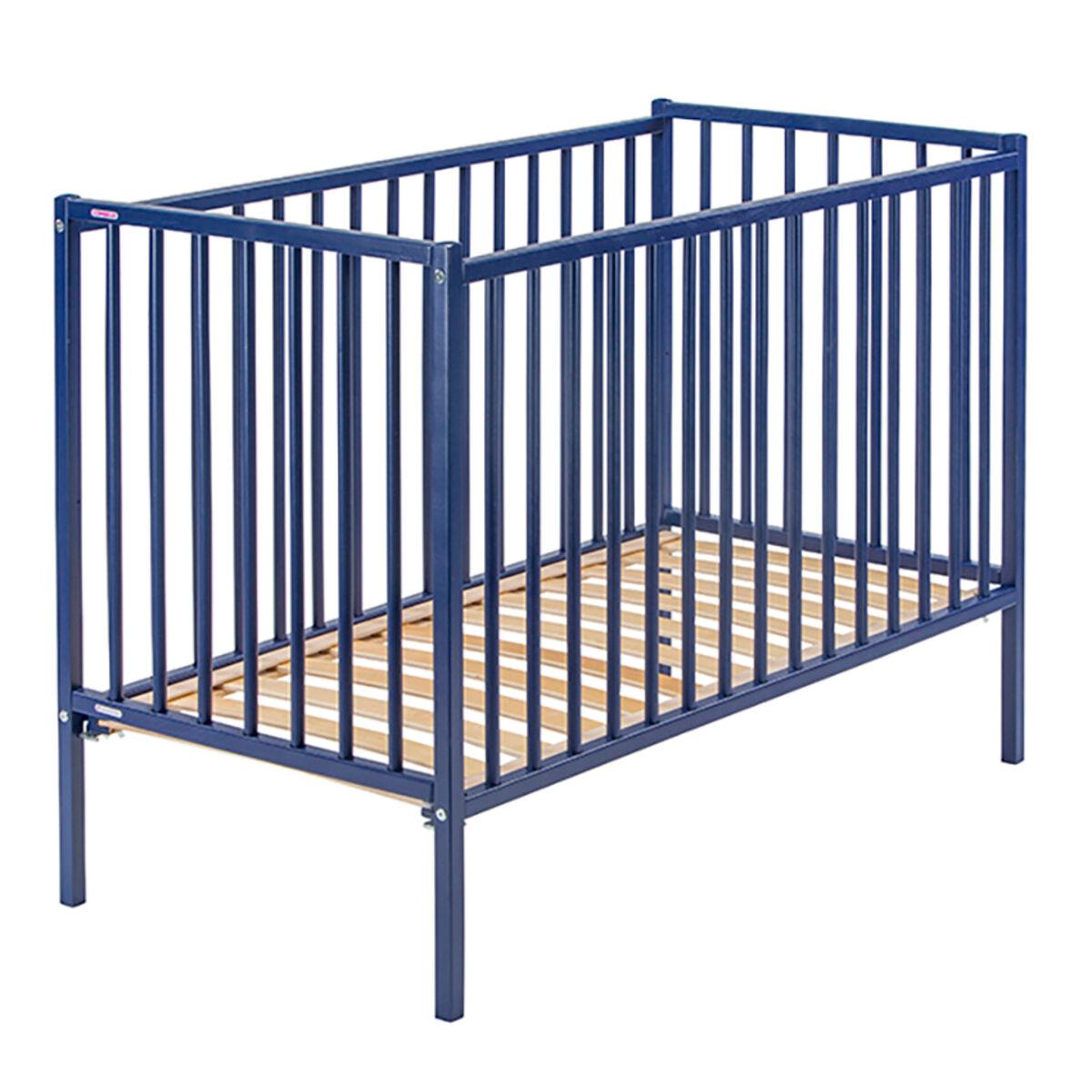 Combelle Lit Bébé Rémi Bleu - 70 x 140 cm