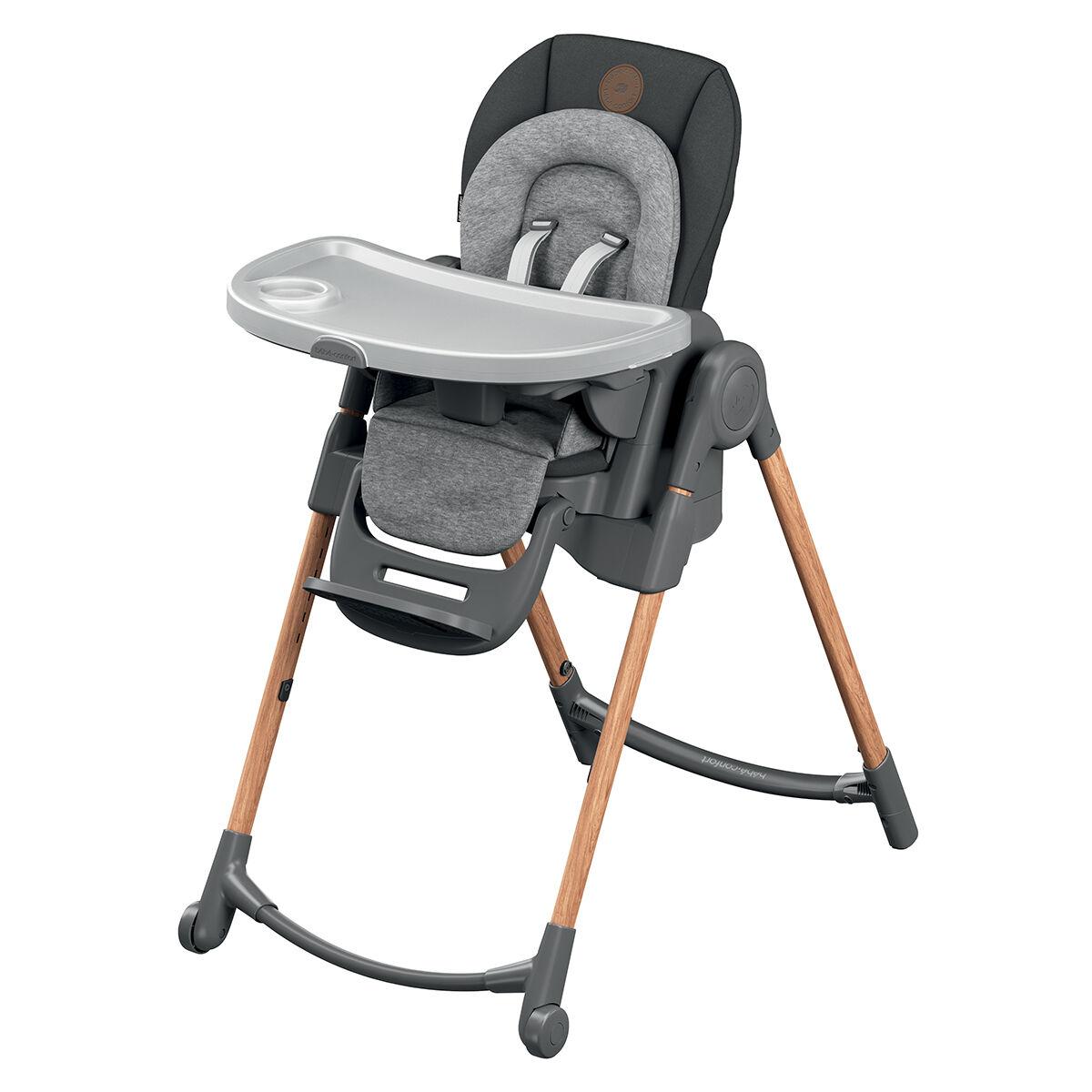 Bébé Confort Chaise Haute Minla - Essential Graphite