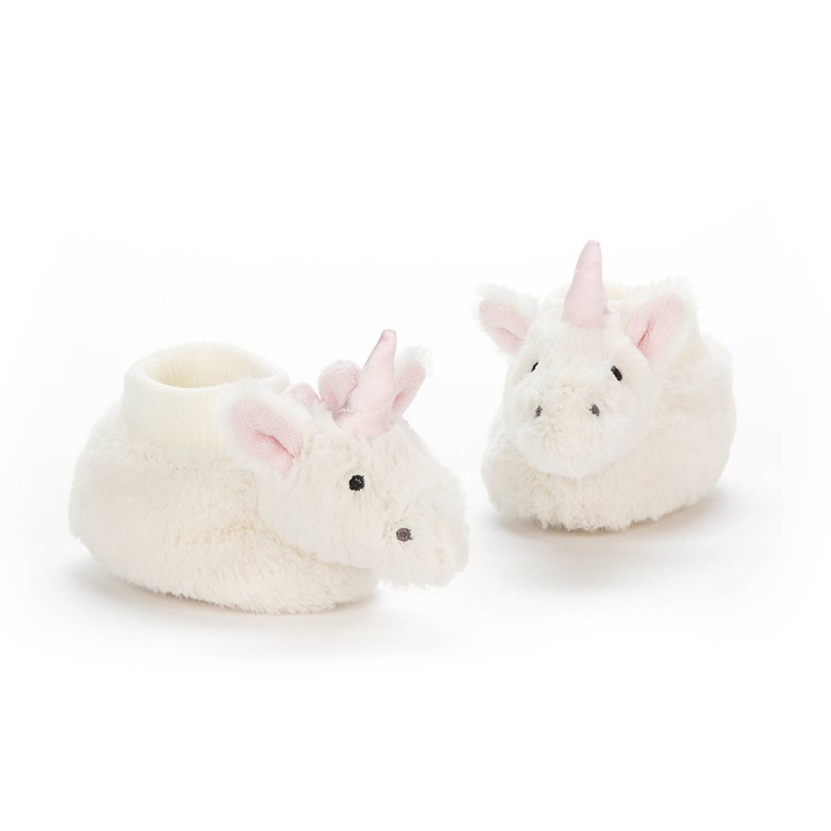 Little Jellycat Bashful Unicorn Booties