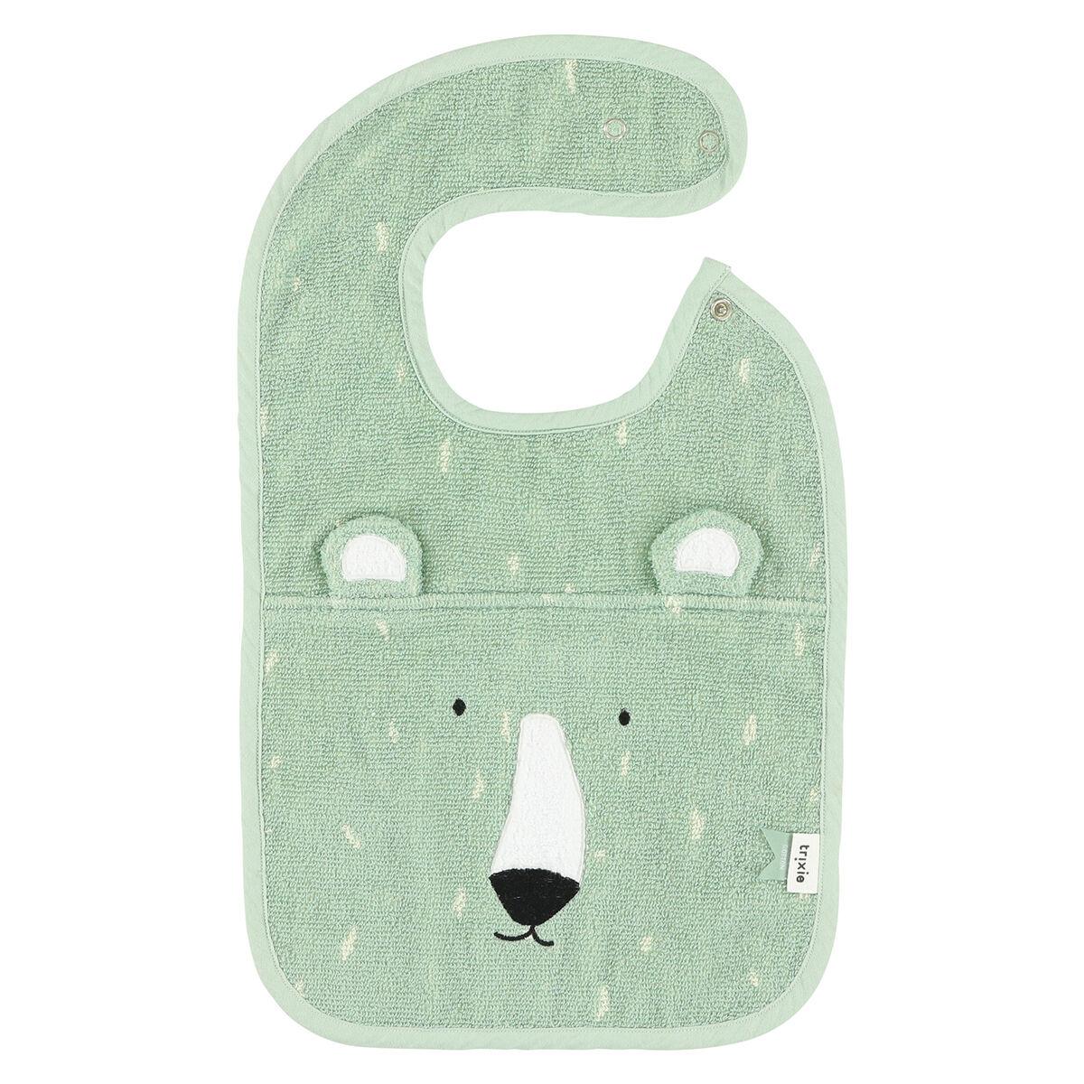 Trixie Baby Bavoir - Mr. Polar Bear
