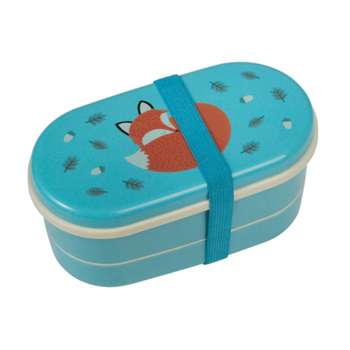 Rex Bento Box Rusty the Fox